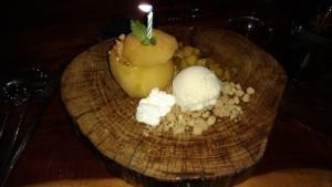 The Mill Restaurant Dessert